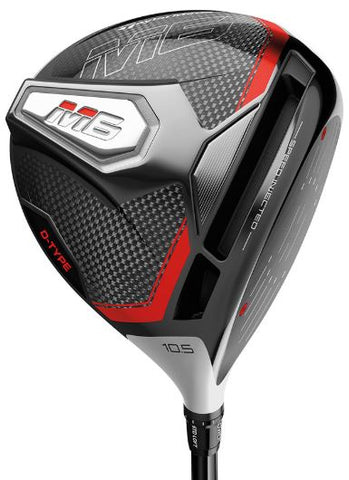 TaylorMade M6 D-Type Driver (2019 Golf Digest Hot List Gold Winner)