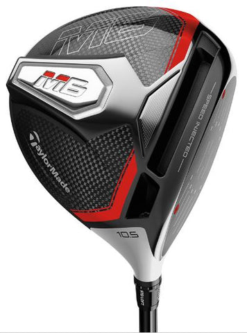 TaylorMade M6 Driver (2019 Golf Digest Hot List Gold Winner)