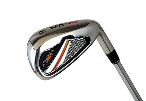 Kick-X MA Nine Irons Steel Shaft