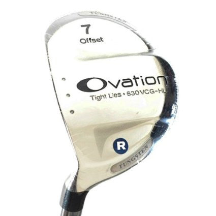 Adams Ovation Offset 7 wood Graphite