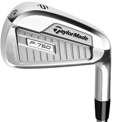 TaylorMade P760 Irons Steel Shaft