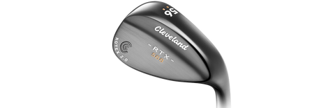 Cleveland 588 RTX 2.0 Black Satin Wedge Steel Shaft