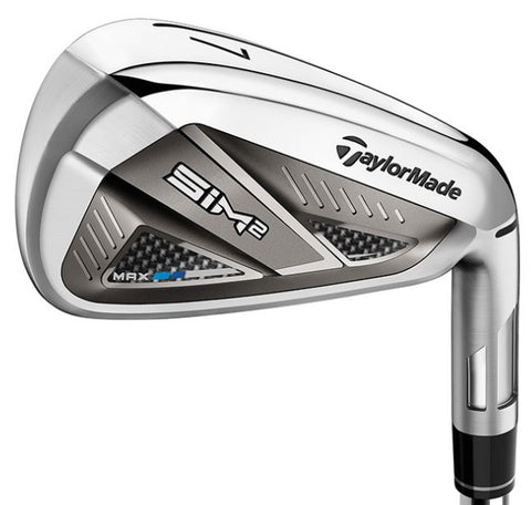 TaylorMade SIM2 MAX Irons Graphite Shaft
