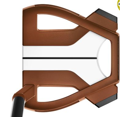 TaylorMade Spider X Copper Putter (2019 GOLF DIGEST HOT LIST GOLD WINNER)
