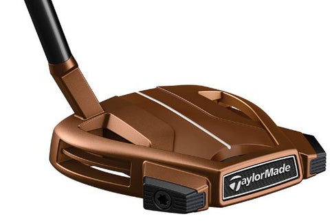 TaylorMade Spider X Copper SINGLE SIGHTLINE Putter (2019 GOLF DIGEST HOT LIST GOLD WINNER)