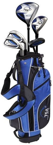 TGA 5 Piece Set with Stand Bag (9-11yr)