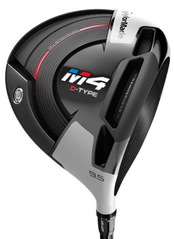 TaylorMade M4 Draw Adjustable Driver (D-Type)