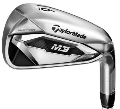 TaylorMade M3 Irons Steel Shaft
