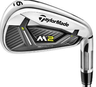 "TaylorMade M2 Irons Graphite Shaft ""NEW 2017"""