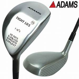 Adams Tight Lies Original 16* Fairway Ladies Steel Shaft