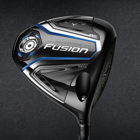 Callaway Big Bertha Fusion Driver Ladies