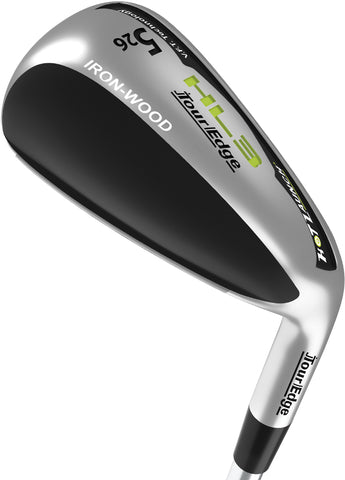 Tour Edge Hot Launch 3 Iron-Wood Graphite Ladies Shaft
