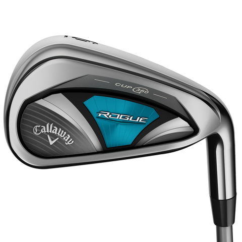 Callaway Rogue Irons Graphite Ladies