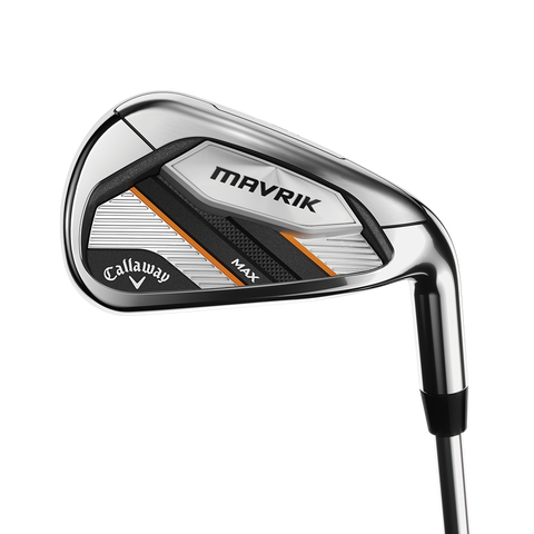 Callaway MAVRIK MAX Irons Graphite Shaft