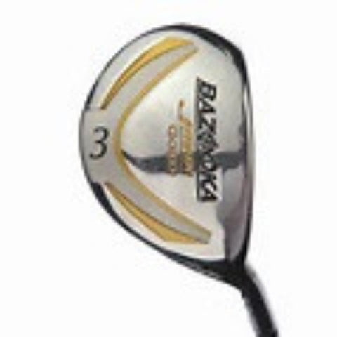Tour Edge JMax Gold Hybrid-Fairway Wood Graphite Shaft Ladies