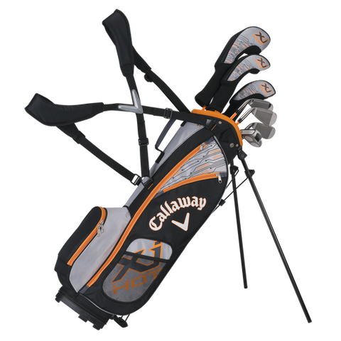 Callaway XJ Hot Complete Set BOYS (9-12yr)