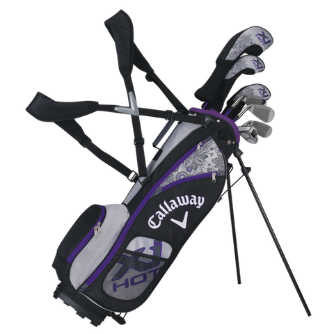 Callaway XJ Hot Complete Set Girls (9-12yr)