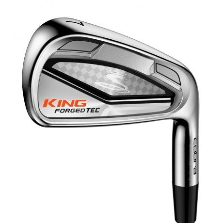 Cobra KING Forged TEC Irons Graphite Shaft