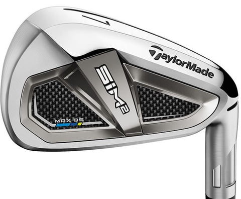 TaylorMade SIM2 MAX OS Irons Graphite Shaft