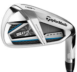 TaylorMade SIM Max OS Irons Steel