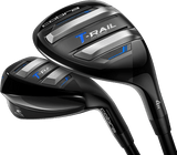 Cobra T-Rail Iron-Hybrid Set Graphite Shaft