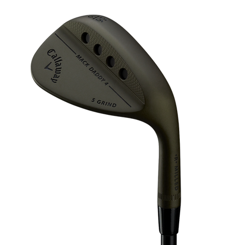 Callaway Mack Daddy 4 Wedges Tactical Wedge