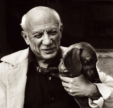 5 Famous Painters Who Were Crazy About Dogs