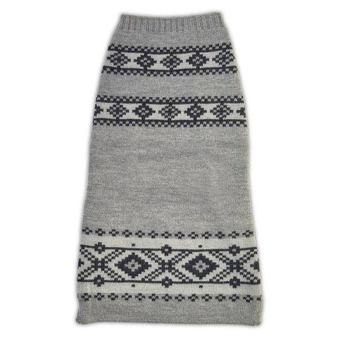 Promo - $10 Fair Isle Dog Sweater
