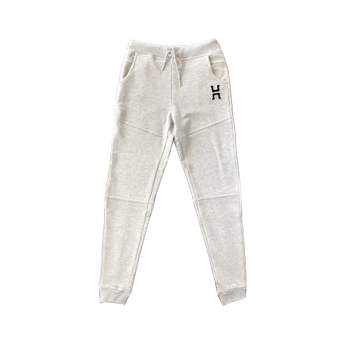H Logo Sweats in Light Grey