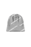 Logo Knit Beanie in Heather