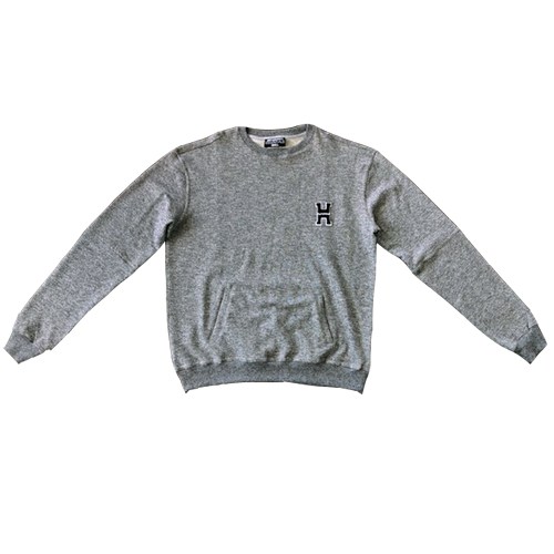 H Logo Crewneck in Static