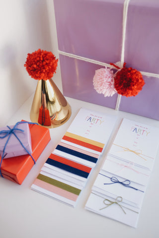 Yarn Ball Party Package