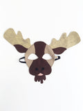 Back to School Friends- Burt the Moose