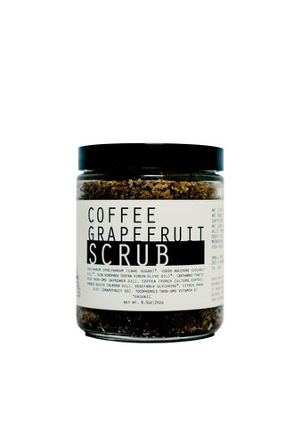 Moon Rivers Naturals Coffee Grapefruit Body Scrub