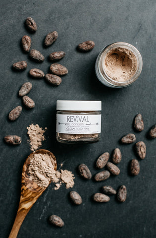 Revival Goddess Clay Mask - Glow