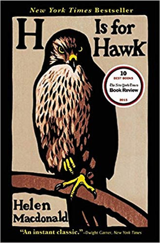 H is for Hawk (Helen Macdonald)