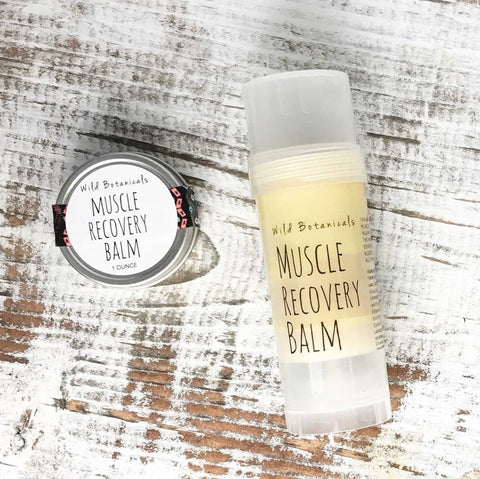 Muscle Recovery Balm
