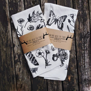 Nature Walk Tea Towel