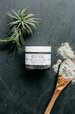 Revival Goddess Clay Mask - Renew
