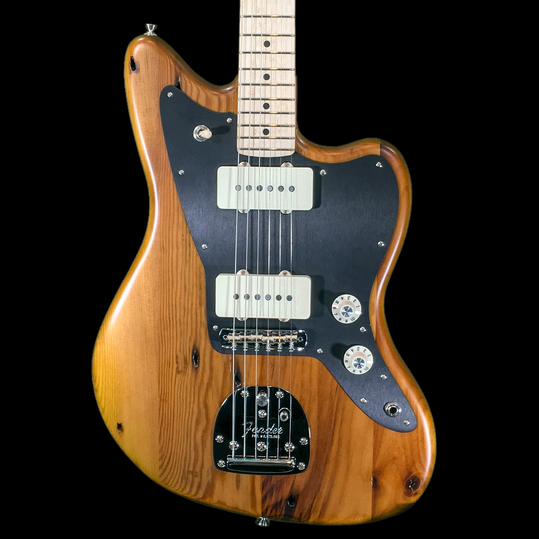 American Professional Jazzmaster Wiring Diagram Schematic Diagrams 50 S Fender Limited Edition Pine Natural Les Paul