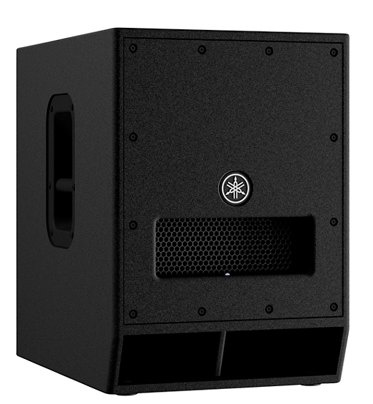 Pro audio tagged subwoofer huber breese music for Yamaha dxs12 specs