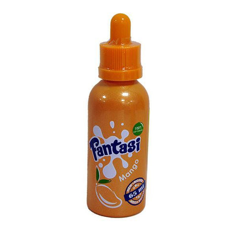 Fantasi Shortfills - Mango - E-Cig Room