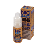 Nic Salt - Blueberry Slush - E-Cig Room