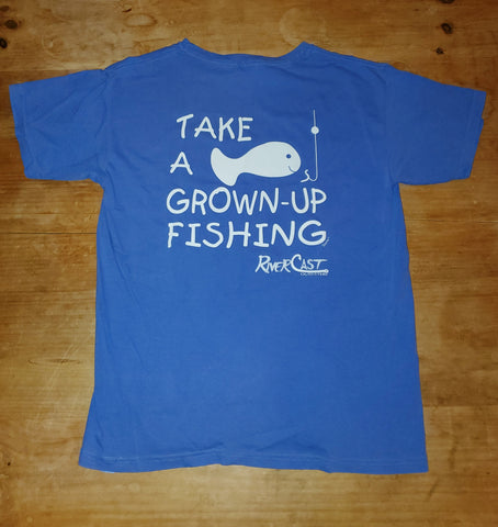 Take a Grown Up Fishing