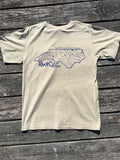 - Short Sleeve North Carolina Rivers