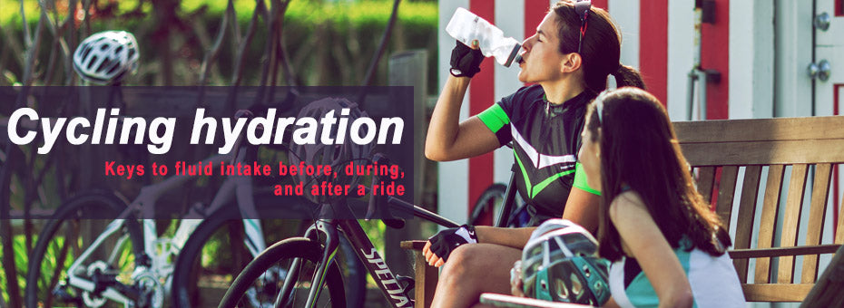 Guide to cycling hydration