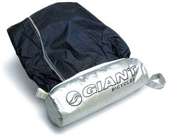 GNT W/ BAG SILVER BIKE COVER