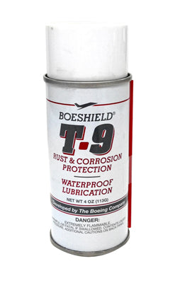 BS T9 Aerosol Chain Lube 4OZ