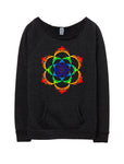 Eclectic Taste Lotus Flower Stealie Sweatshirt