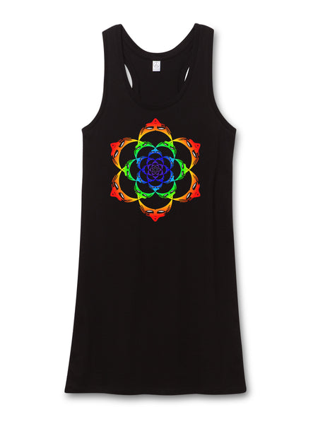 Eclectic Taste Grateful Dead Racerback Dress